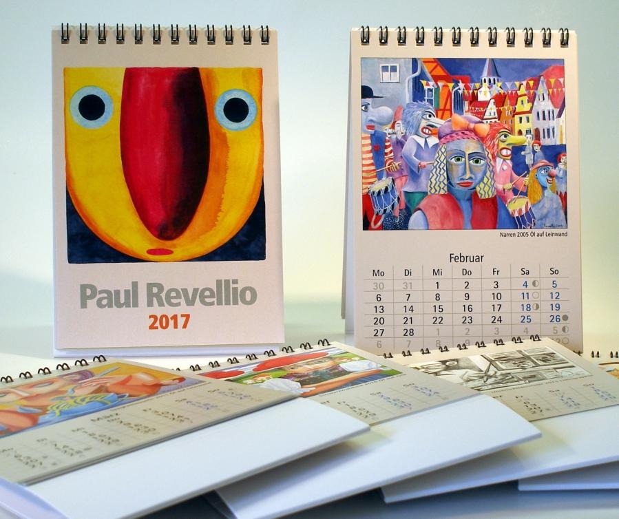 KalenderWerbung 2017