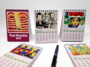 Paul Revellio Fotos vom neuen Kalender